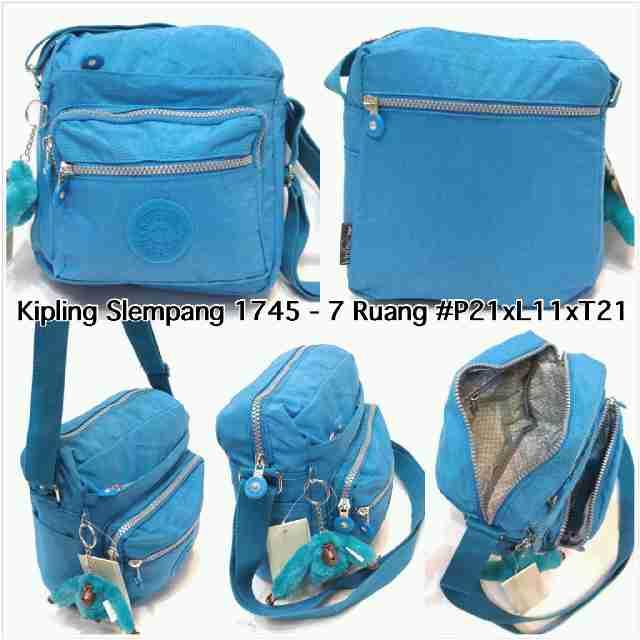Kipling 1745  Selempang 7 Ruang   110.000 8adac2b7b9